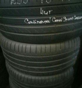 235/45/17 continental conti sport contact 5