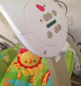Качели электронные для ребёнка