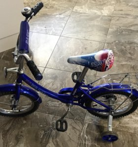 Велосипед 16''