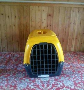 Переноска для животных кошек собак грызунов