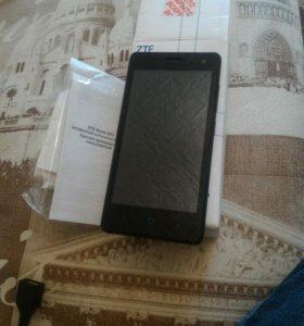 Телефон ZTE новый