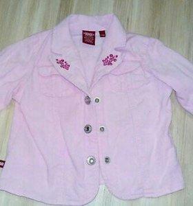Супер клёвый пиджачек на дочу