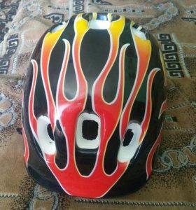 Вело-шлем