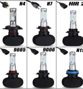 Светодиодные лампы Car Profi S1