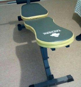 Силовая скамья tatverk multi bench
