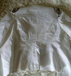 Пиджак  White