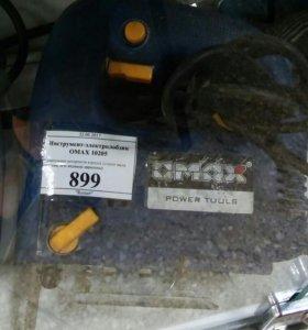Электролобзик Omax