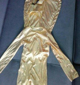 Новогодний костюм кобра на девочку