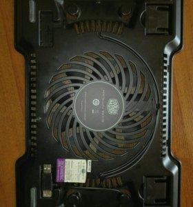 Подставка охлаждения для ноутбука Cooler Master