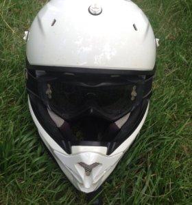 Кроссовский шлем SHOEI