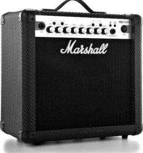 Гитарный усилитель marshall mg15 cfx combo