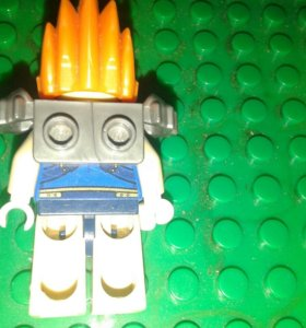 LEGO China 2 мини фигурки