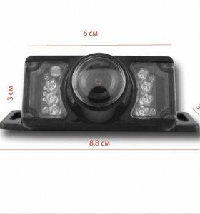 Камера заднего вида с инфракрасной подсветкой Нова