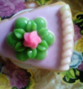Мыльные тортики