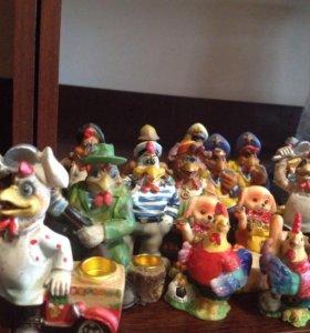 Коллекция фигурок