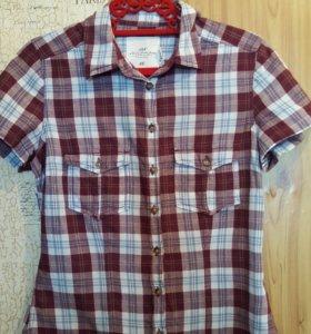 Летние рубашки H&M 44р.