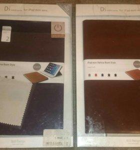 Чехол Кожаный НОВЫЙ для iPad Mini Retina