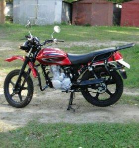 Мотоцикл Motoland forester TD200-E