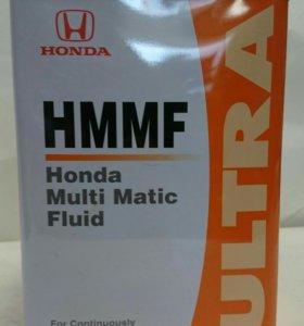 Масло хонда в вариатор 4л