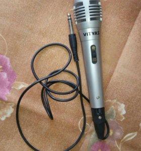Микрофон VITYAS караоке