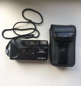 Фотоаппарат Minolta AF 101R