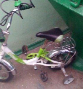 Продам велосипед б/у с 3х лет