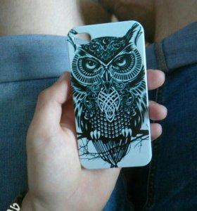 Чехол на iphone 4,4s