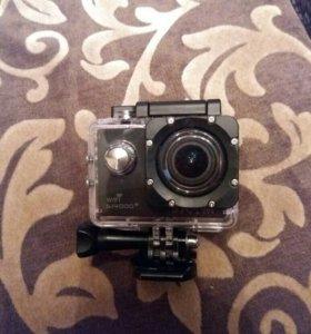 Новая экшн камера sjcam wifi, 2k sj4000+