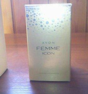 Духи Avon Femme Icon девчонки берите пока есть