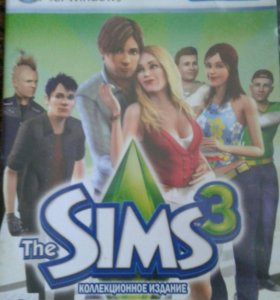 Диск,The Sims 3