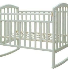 Детская кровать плюс матрац