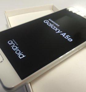 Новый Samsung Galaxy A5 32gb 2016 silver