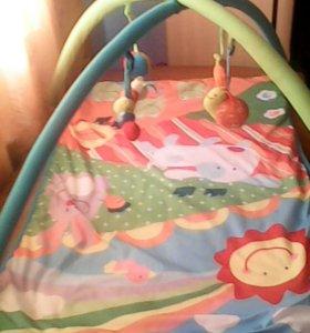 Продам развивающий детский коврик