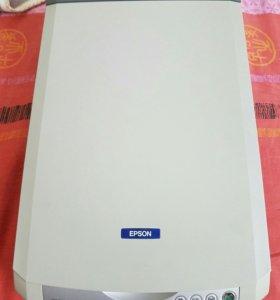 Сканер Epson Perfection 1670