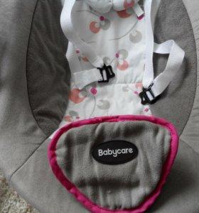 Электрокачели шезлонг babycare