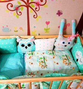 Прелести в кроватку