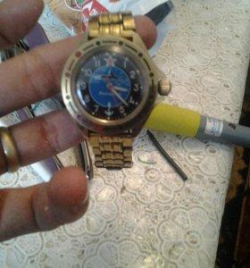 Часы Командирскии , цена 5500 + договор