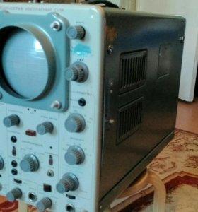 Осциллограф с1-54. Без кабелей.