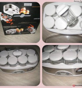 Новая йогуртница Redmond RYM-M5401
