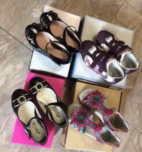 Обувь для девочки 28 размер