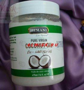 Кокосовое масло, 475мл