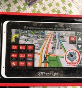 Навигатор с функцией видеорегистратора