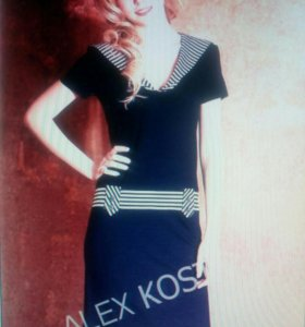 Платье. Новое. Вискоза. Испания