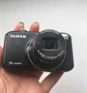 Фотоаппарат Fujifilm finepix jx300