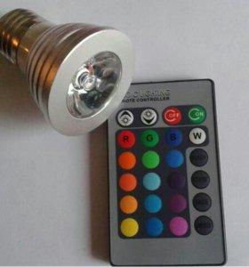 светодиодная led лампа Е27