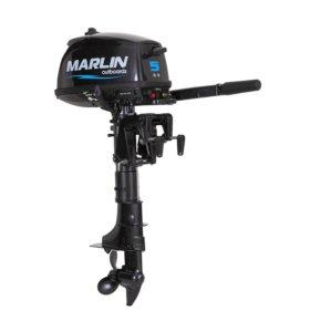 Лодочный мотор Marlin 5 л.с.