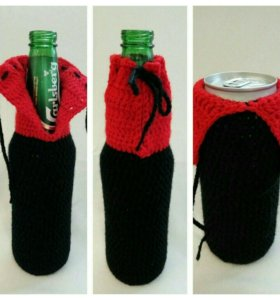 Чехол на банку, бутылку