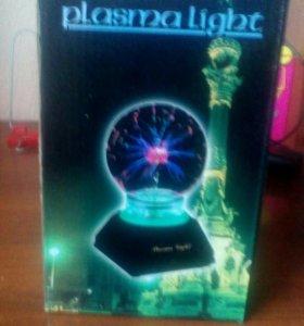 Plasma Light(стеклянный шар)