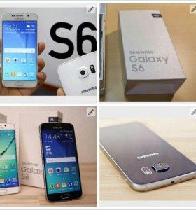 Самсунг Galaxy S6. Модель 2017. Гарантия.