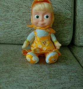 Кукла Маша(из мультика Маша и Медведь)